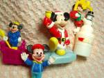 Click here to enlarge image and see more about item MB-DS236B: Disney Figures Set of 4 Different pieces