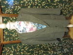 Click to view larger image of  Executive Collection Mens Sports Coat Label size 42 R (Image2)