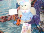 Briarberry Music Bear Fisher Price Berry Jane