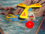 Fisher Price Mini Copter 448 1970