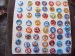 Click here to enlarge image and see more about item MBG-JE754: Baseball Players Pin Back Buttons 1984 lot 56