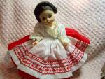 Click here to enlarge image and see more about item MB-MA305: Madame Alexander Russia Doll, 1980's