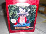 Nascar Richard Petty Hallmark Ornament 1998