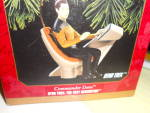 Star Trek Commander Data Ornament Hallmark