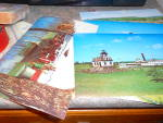 Click here to enlarge image and see more about item MB-PEP234: Postcards, Vermont Set of 4 Large