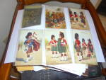 Click here to enlarge image and see more about item MB-PEP264: Scottish Highlanders Postcards Lot of 6