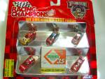 Click to view larger image of Racing Champions 50th Anniversary 1:144 scale (Image1)