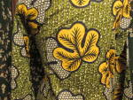 Click to view larger image of Vintage Hand Made Shirt Woman S. Cotton blend retro  (Image7)