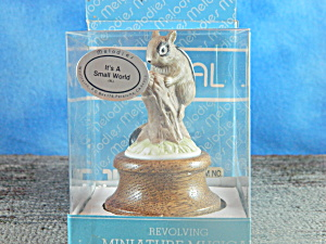 Musical Chipmunk Figure Melodies Company