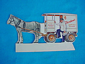 Early, Bordens Milk Adver. Table Desk Display (Image1)