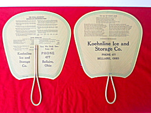Koehnline Ice & Storage.Bellaire Ohio Fans (Image1)