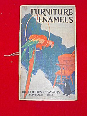 1925 Glidden Furniture Enamels Book Cleveland (Image1)
