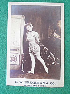 E.w. Brinkman & Co. Boots & Shoes Akron Photo