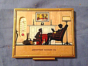 Arrowhead Gasoline Thermometer Ashland Ky