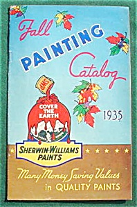 1935 Sherwin Williams Painting Catalog (Image1)