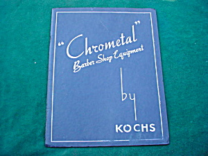 Early, Kochs Barber Shop Equip. Catalog (Image1)