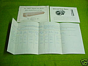 1899 Tate Jones Pittsburgh Gas Burner Catalog (Image1)