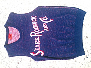 Vintage Sears & Roebuck Sweater Vest