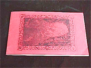 1899 Claybourne Burner Co Chicago Ill Catalog (Image1)