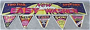 Early Easy Washer Advertisement Banners (Image1)