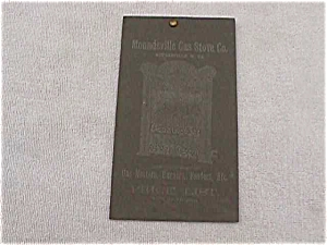 1920's Moundsville, WV Gas Stove Co. Catalog (Image1)