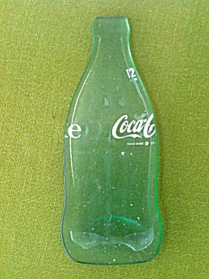 Flattened Melted 12 Oz. Coke Bottle (Image1)