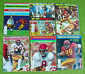 Old USC Football Sports Illustrated's (Image1)