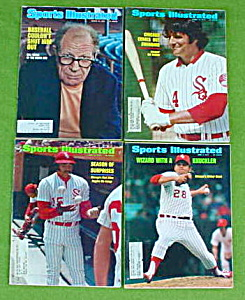 Old Chicago White Sox Sports Illustrated's (Image1)
