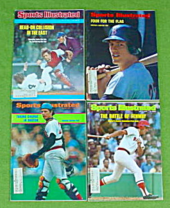 Old Boston Red Sox Sports Illustrated's (Image1)