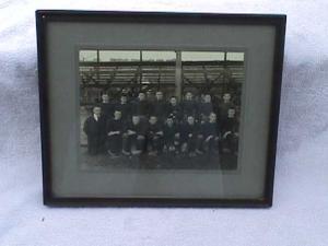 Early 1900's Football Team Photo (Image1)