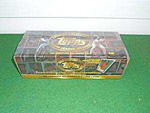 1996 Topps Baseball Complete Set Series 1&2  (Image1)