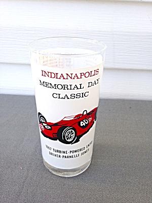 Indy 500 1967 Glass Parnelli Jones (Image1)