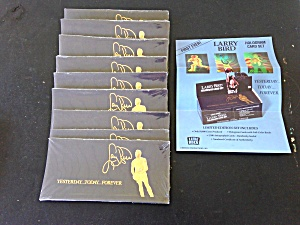 Larry Bird Hologram Card Set Limerock Product