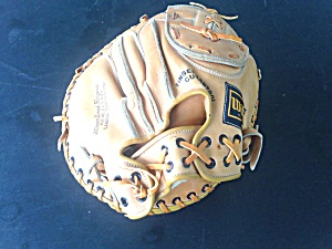 Wilson A2516 Carlton Fisk Catchers Mitt