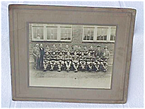 1923 Football Team Photo w/African Americans (Image1)