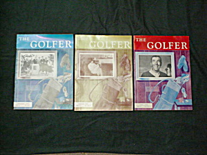 3 1955 The Golfer Magazines (Image1)