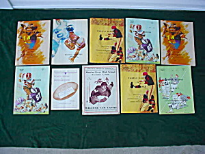 Martins Ferry, Ohio H.S. Football Programs (Image1)