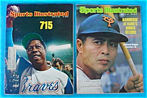 Hank Aaron & Sadaharu Oh Home Run Kings S.I. (Image1)