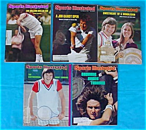 Jimmy Connors Tennis Sports Illustrated (Image1)