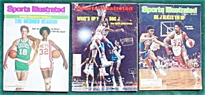Dr. J Basketball Sports Illustrated's (Image1)