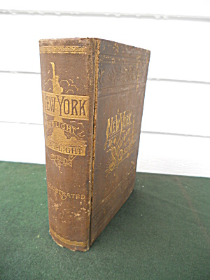 1881 Illustrated Book New York James Mccabe