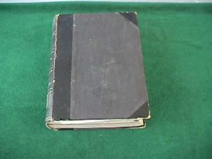 Ohio Institute: Reports of Blind 1837-60 Book (Image1)