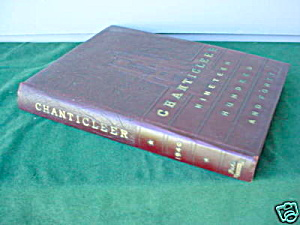 1940 Duke University Chanticleer Yearbook