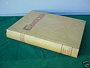 '42 Duke University Chanticleer Yearbook (Image1)