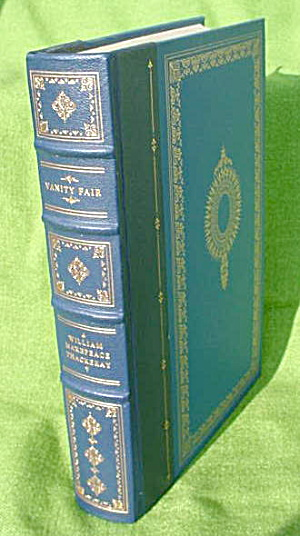 Vanity Fair William Thackeray Franklin Librar