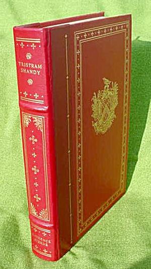Laurence Sterne Tristram Shandy Franklin Lib (Image1)