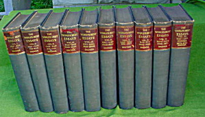 Complete 10 Vol. World's Best Essays Brewer