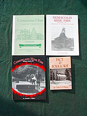 Collection Greene Co., Pa History Books (Image1)