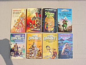 Leigh Brackett Sci-Fi Book Collection (Image1)