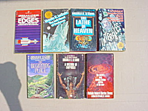 Ursula Le Guin Sci-Fi Book Collection (Image1)